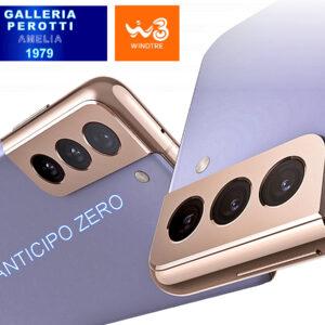 SAMSUNG Galaxy S21 5 WIND TRE ANTEPRIMA BY GALLERIA PEROTTI
