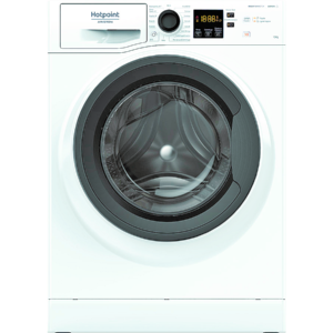 Lavatrice Hotpoint 10-kg Hygiene NF1043WK IT N