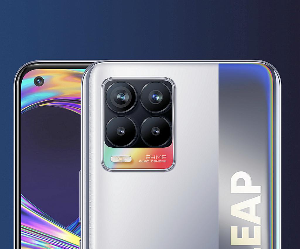 realme 8 Quad-Camera 4G